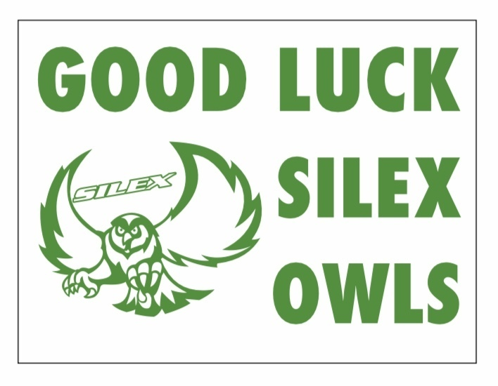 Good Luck Silex Owls