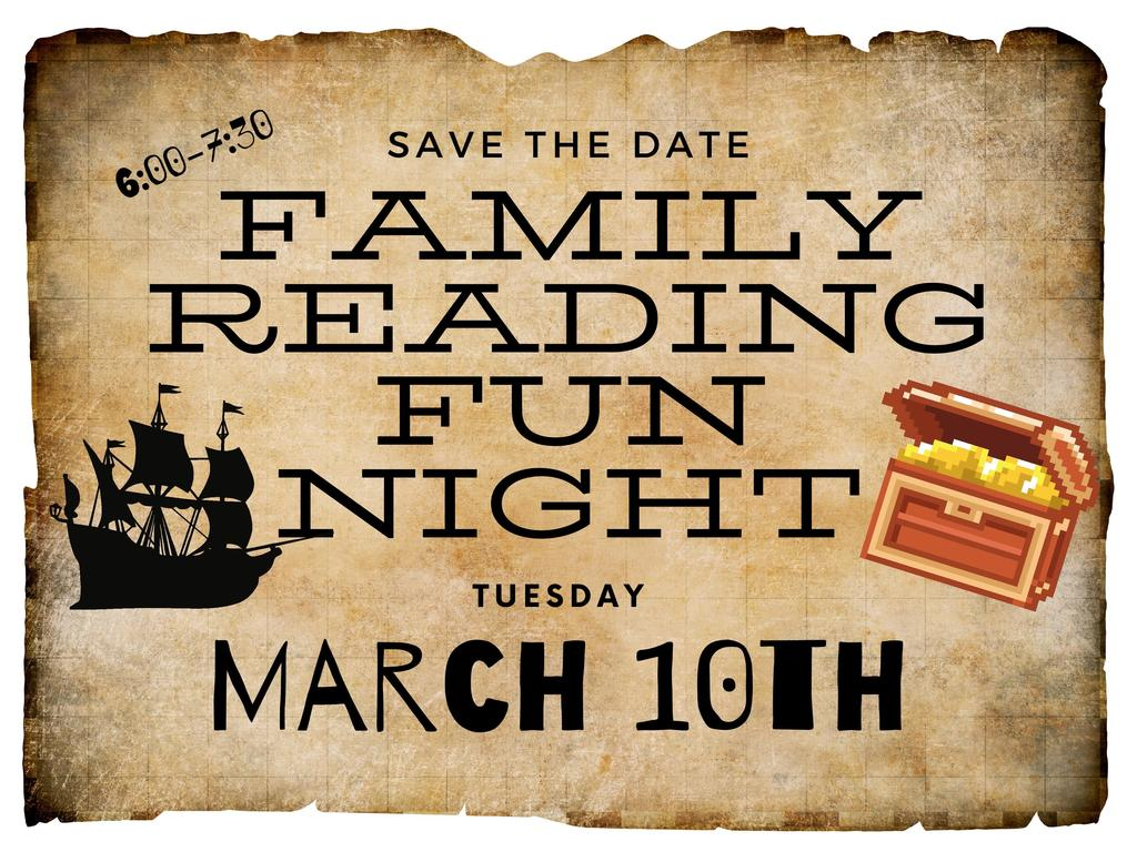FAM Reading Night