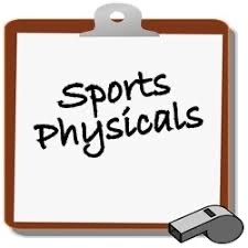 Sports Physicals.