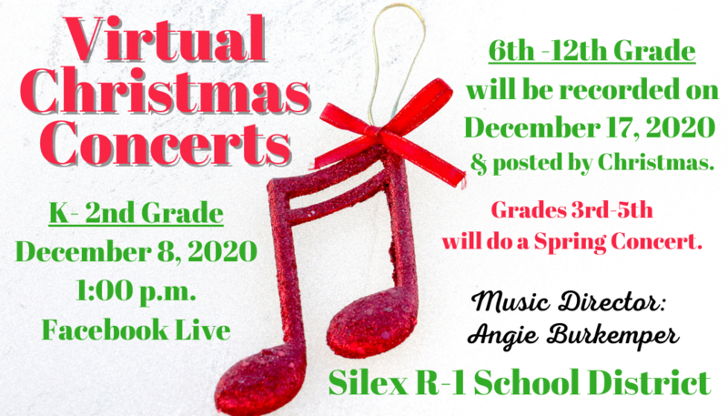 Christmas Concert Information